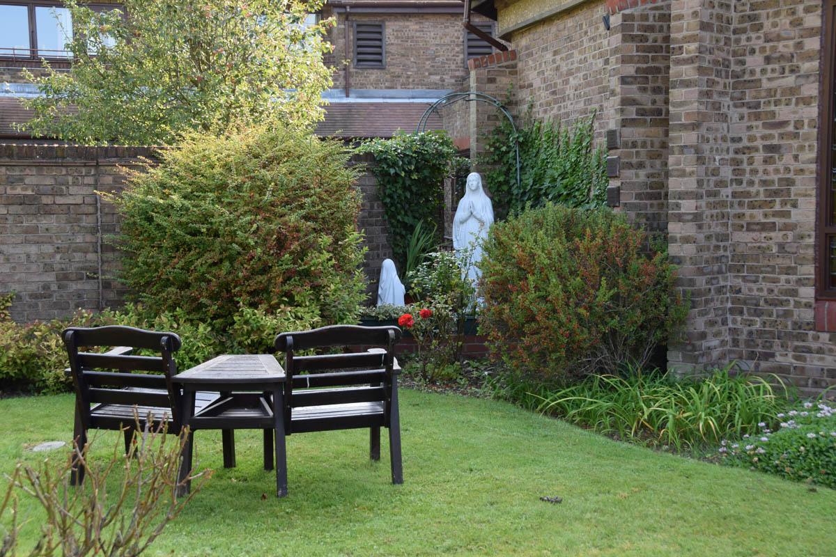 Marian House Nursing Home Gardens