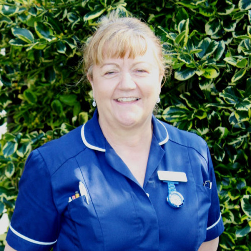 Alice Collins - Senior Staff Nurse
