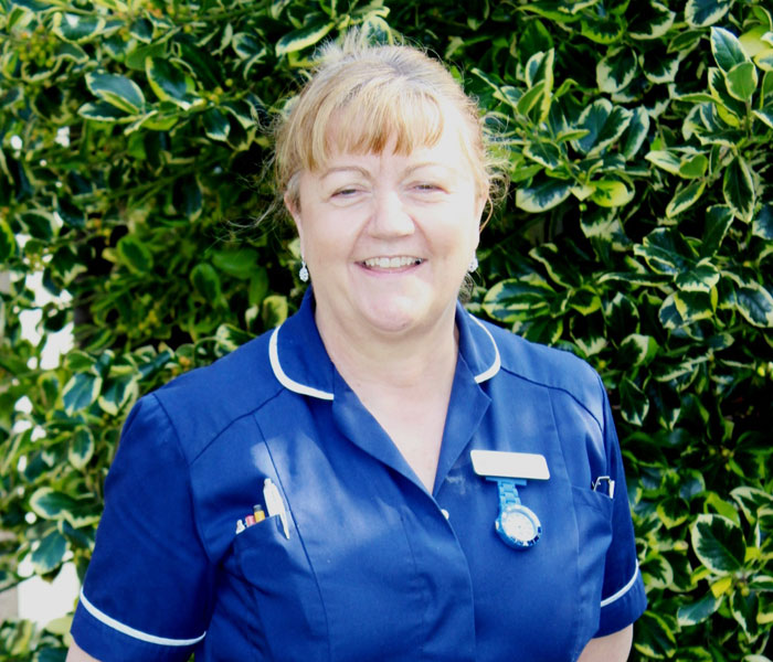 Alice Collins - Senior Staff Nurse